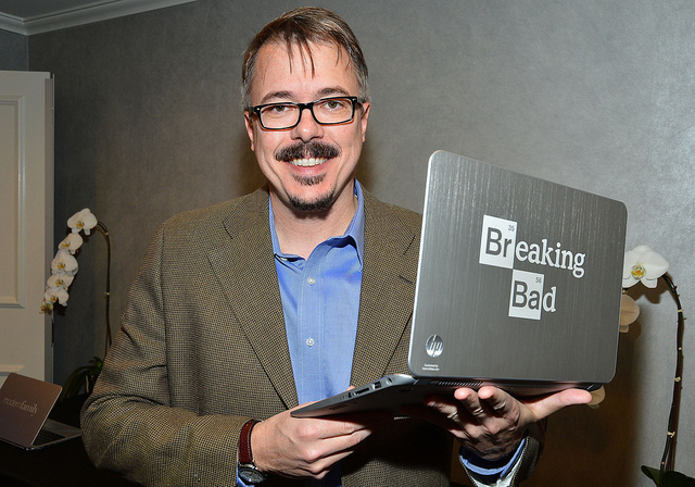 Vince Gilligan Battle Creek Vince Gilligans Next Project Will Be A Cop Drama On CBS...Yes, Really