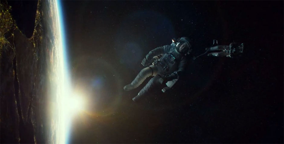 Gravity Cinematography Heres The Story Suggestions That Warner Bros. Tried To Ruin Gravity With