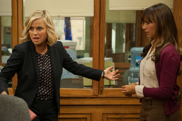 Parks And Recreation Doppelgangers Is NBC Trying To Kill Parks And Recreation?  Essentially Puts The Show On Hiatus For Most Of The Remainder Of The Year