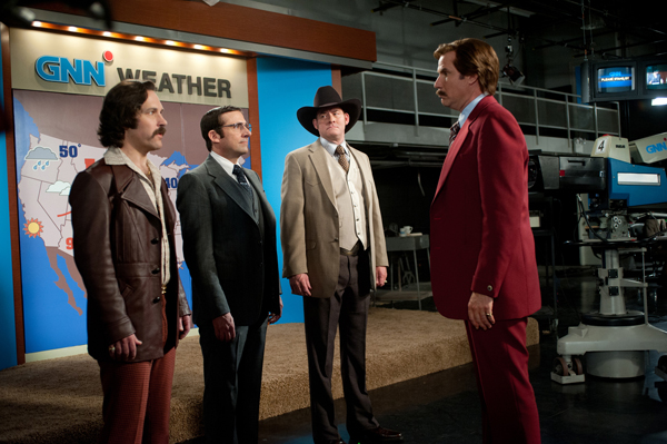 Anchorman 21 Did The Elaborate Marketing Campaign for Anchorman 2: The Legend Continues Harm The Finished Product?