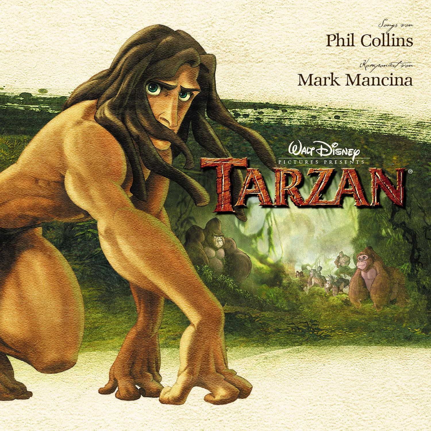 Tarzan Soundtrack The 5 Best Disney Soundtracks of the Past Twenty Years