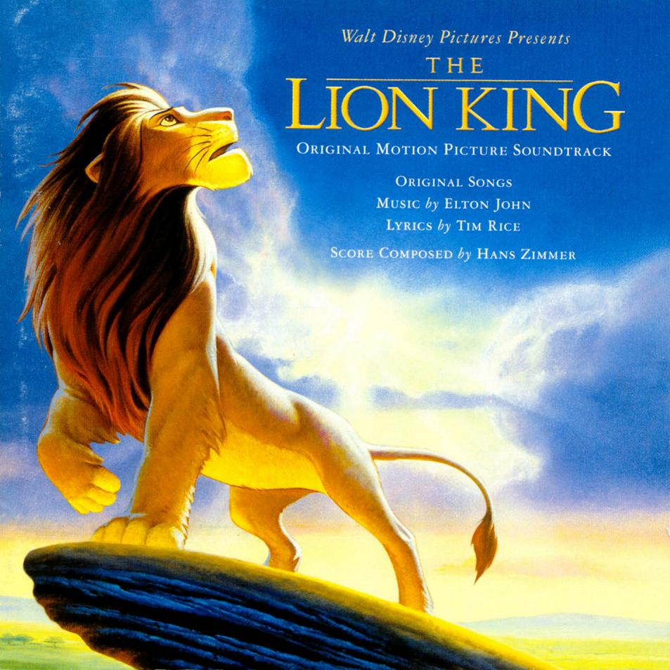 The Lion King Soundtrack The 5 Best Disney Soundtracks of the Past Twenty Years