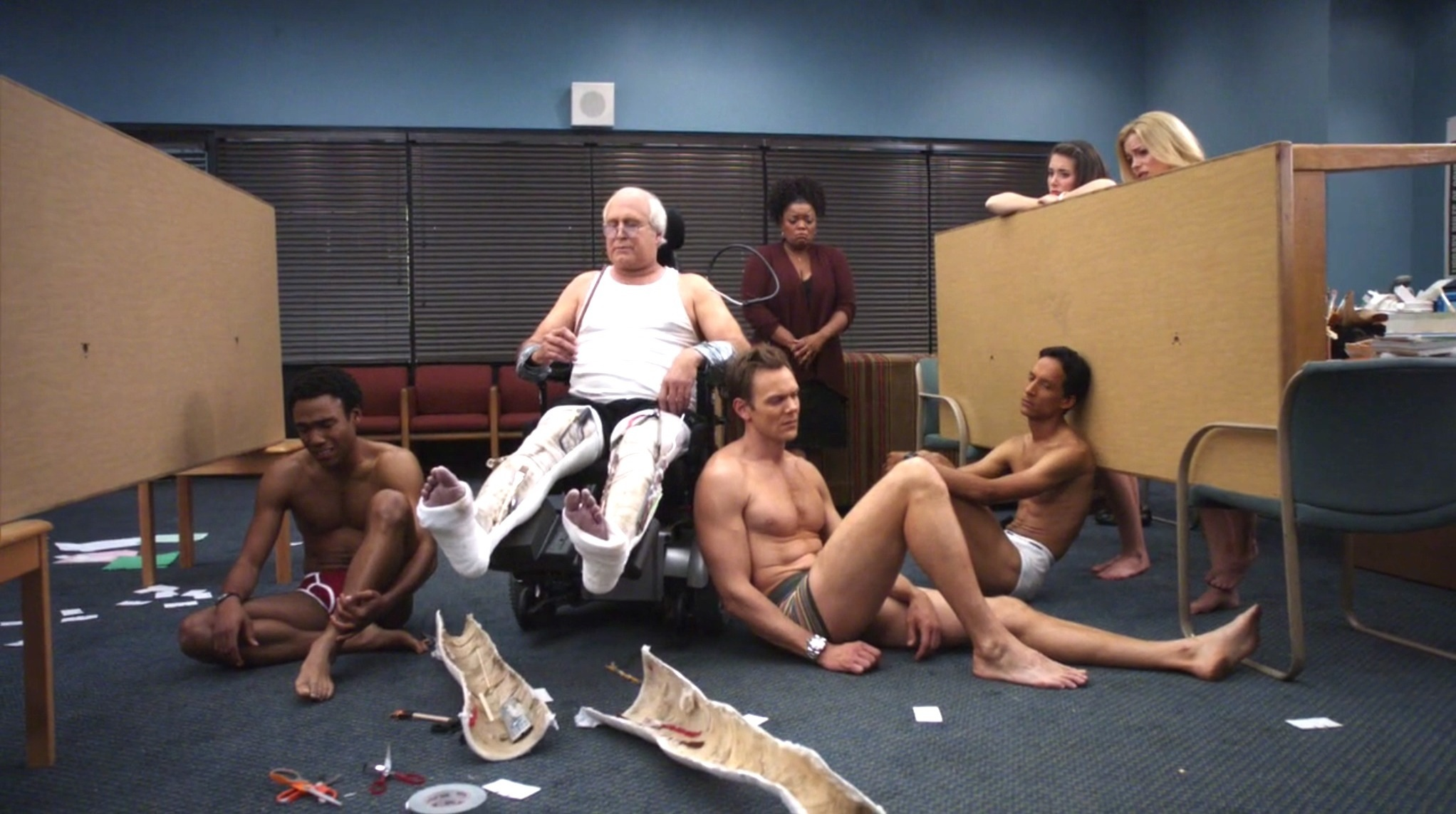 Community Cooperative Caligraphy Advanced Organization of Episodic Installments: The 10 Best Episodes of Community