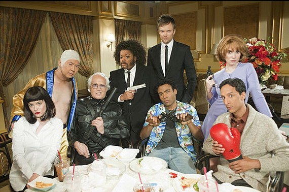 Community Critical Film Studies Advanced Organization of Episodic Installments: The 10 Best Episodes of Community