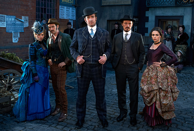 Rips Save Blue Ripper Street Cancelled?!? Heres What You Can Do About It
