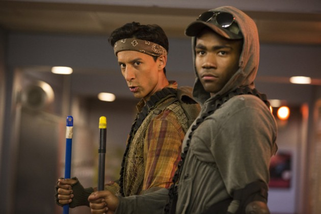 "Community Season 5, Episode 5 Review: ""Geothermal Escapism"""