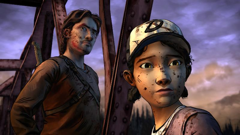 "The Walking Dead: The Video Game Season 2 Episode 2, ""A House Divided,"" Will Arrive Next Week; Celebrate with a New Trailer"
