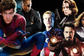 Spider-Man-The-Avengers