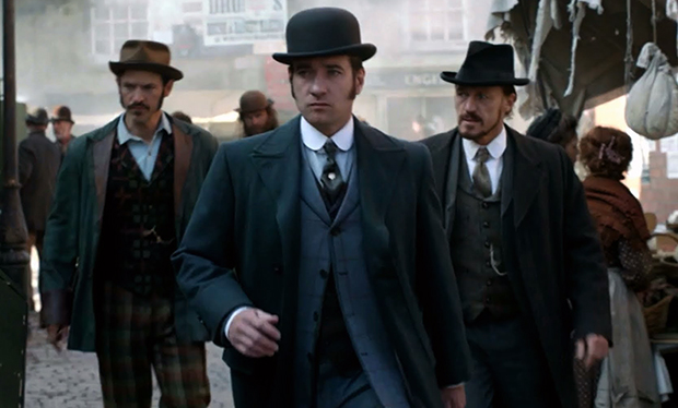 Ripper Street Season 2 Review:  Loss, Betrayal, Diamonds, and Flight