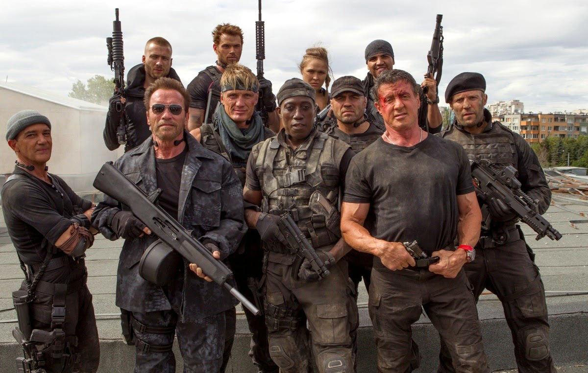 Buzzkill: The Expendables 3 Is Rated PG-13