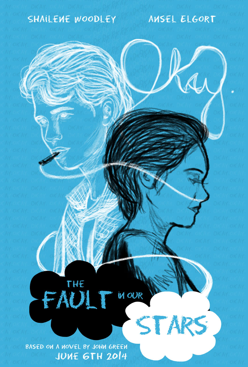 The Fault In Our Stars Drawing