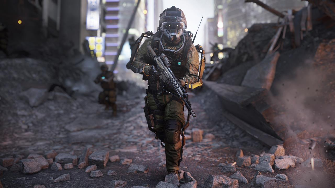 Call of Duty: Advanced Warfare Multiplayer Revealed — Hey, You Got Some Titanfall In My COD!