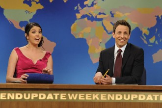 Seth-Meyers-Cecily-Strong