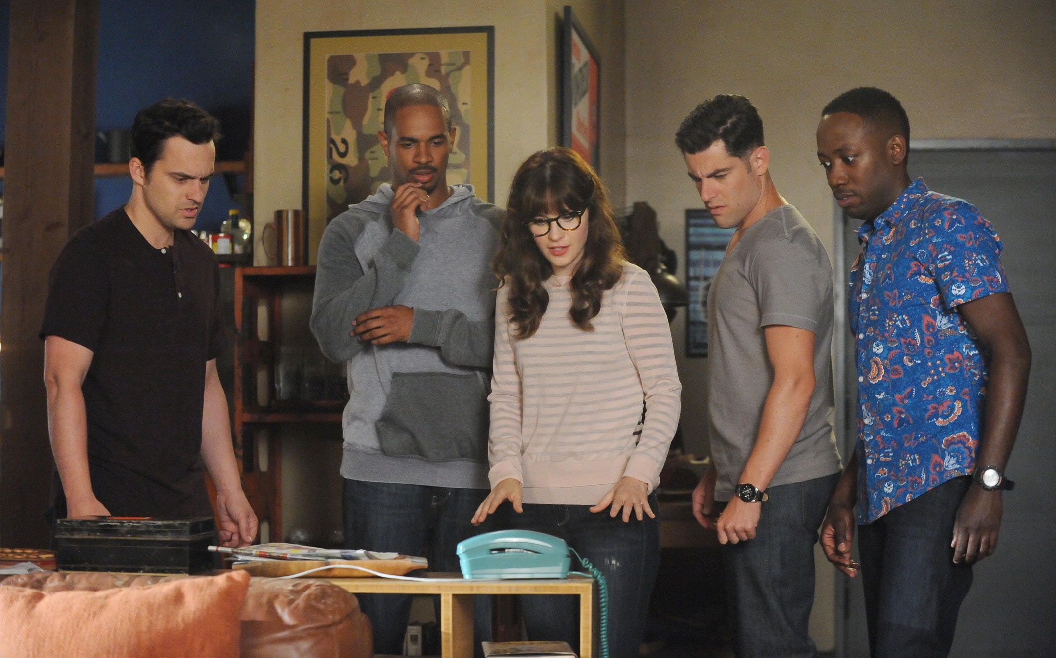 "New Girl: ""Landline"" Review"