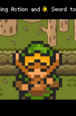 Ocarina-of-Time-2D