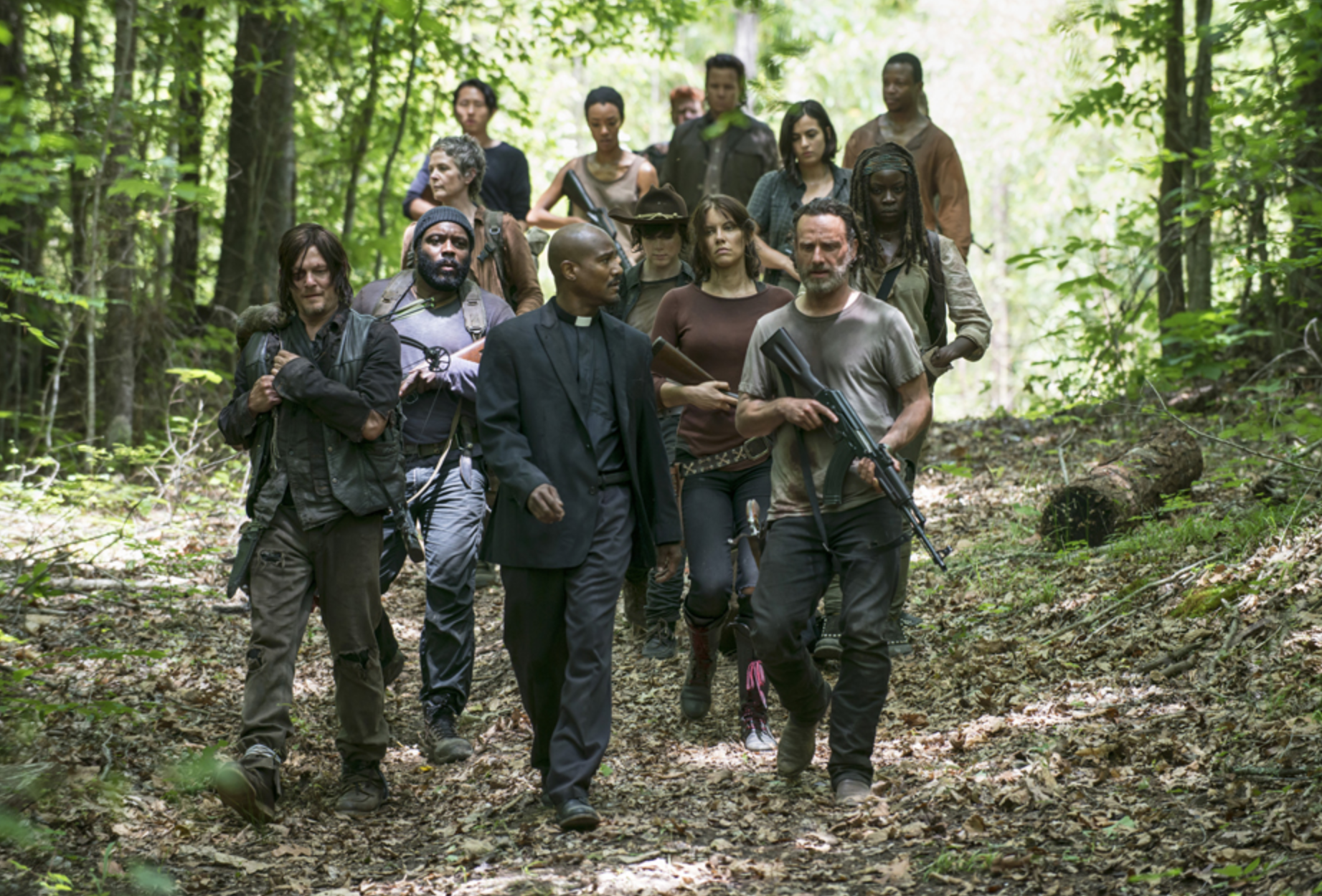 "The Walking Dead: ""Survivors"" Review"