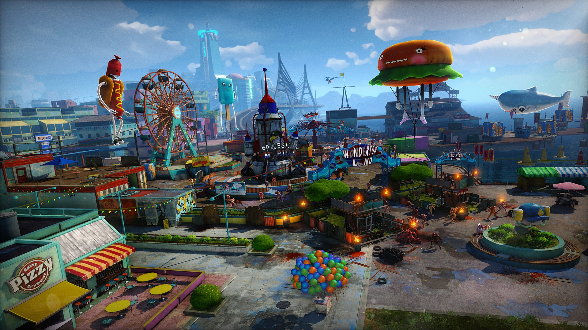 Sunset Overdrive Review: This Game is No Joke