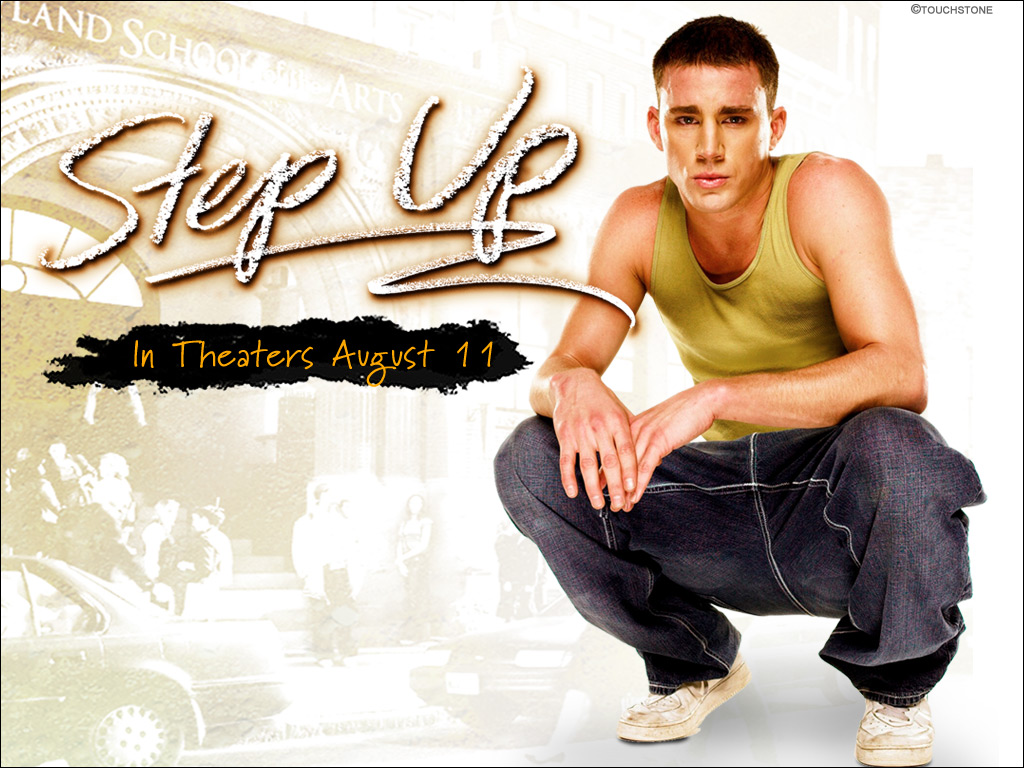 Now Channing Tatum Is In Talks For The Hateful Eight: Hey, Remember When He Was In Step-Up?