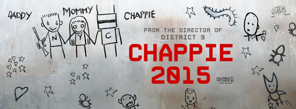 Meet Neil Blomkamp's Robotic New Creation In The Charming First Poster for Chappie
