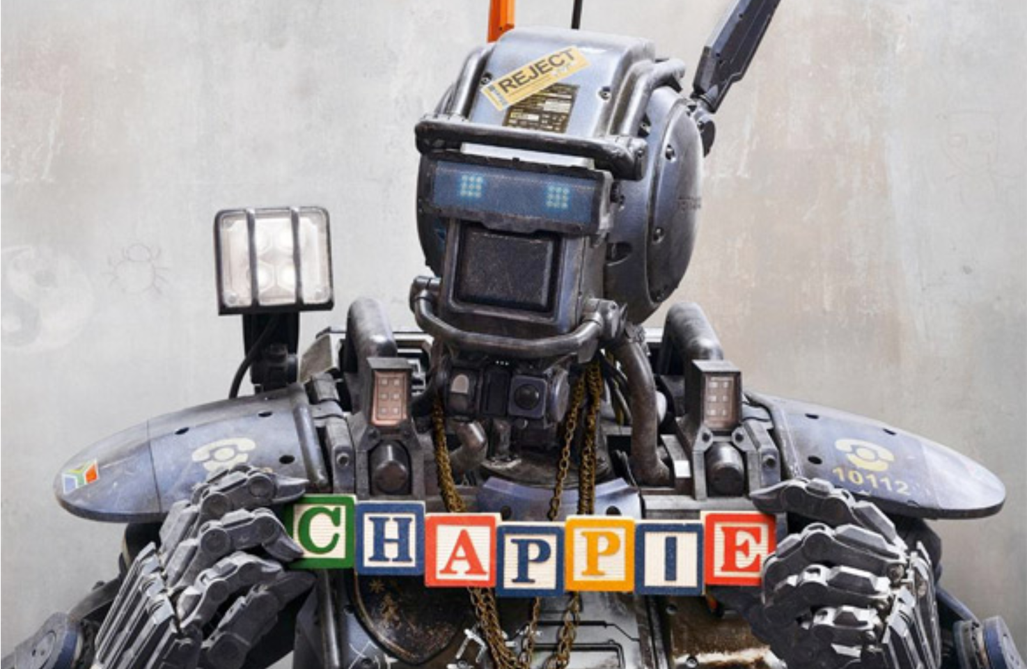 Trailer Breakdown: The First Trailer For Chappie Is Either Misleading, Or Really Troubling