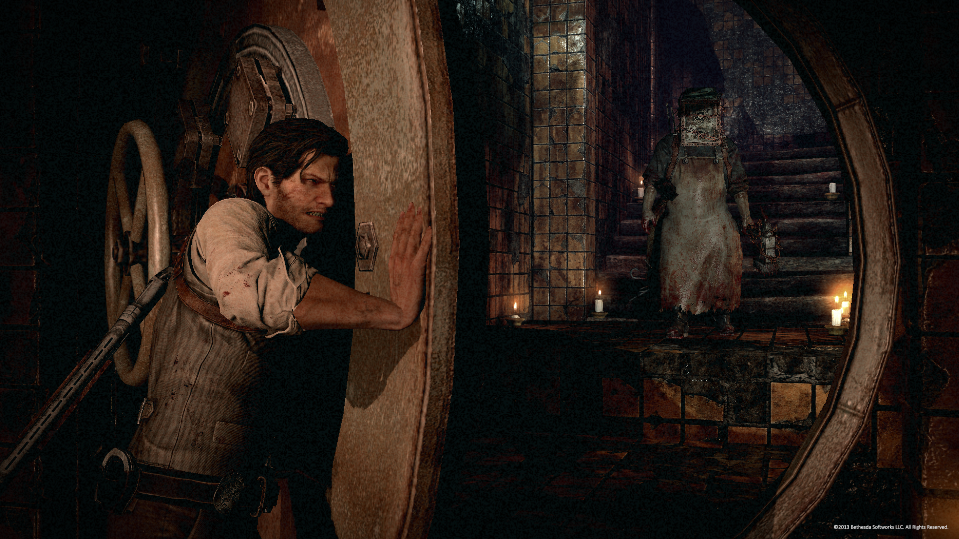 The Evil Within Review: The Frustrations Within This Resident Evil 4 Twin