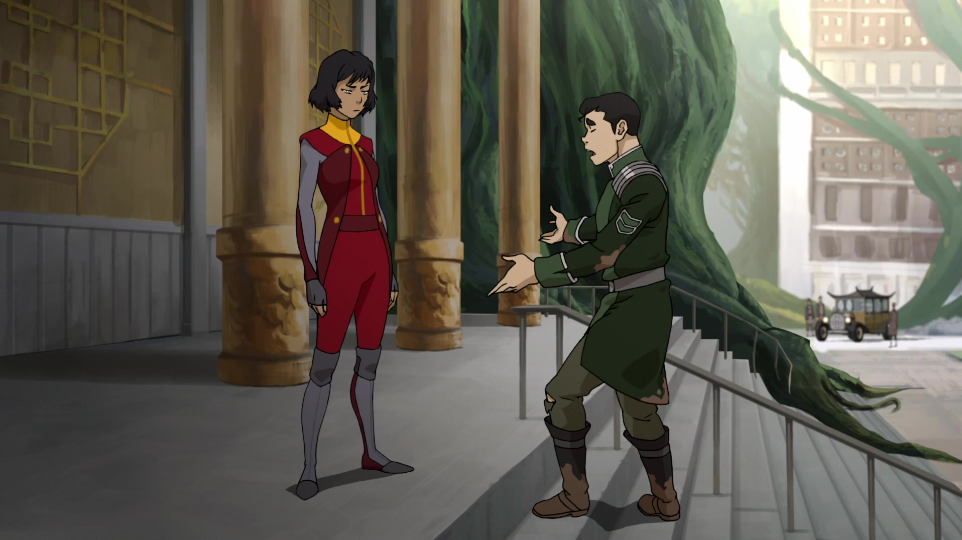 "The Legend of Korra: ""Beyond the Wilds"" Review"