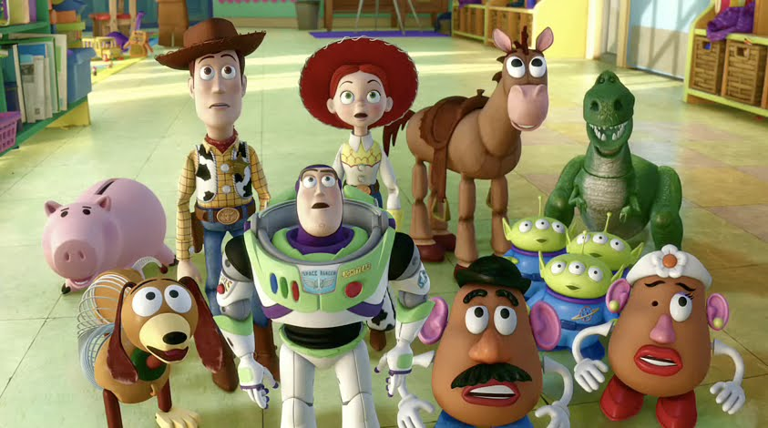 Damn It, Pixar's Actually Making Toy Story 4
