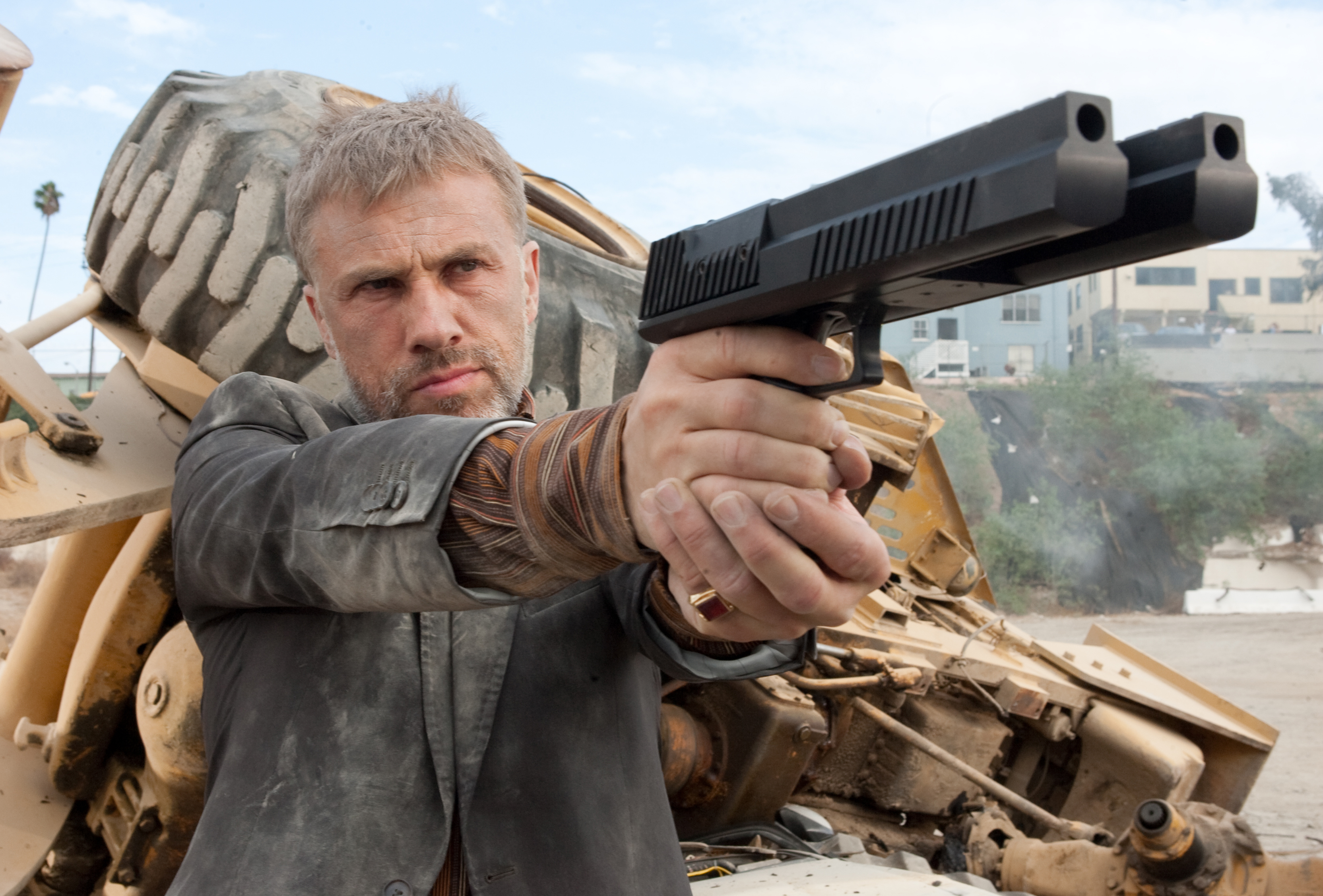 Christoph Waltz Insists He's Not Playing Blofeld in Spectre…No Really…He's Not