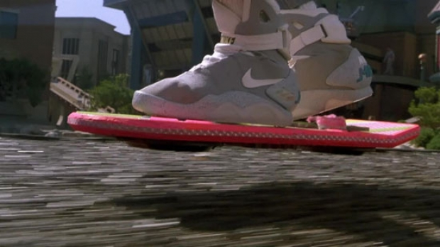 back in the future nike shoes