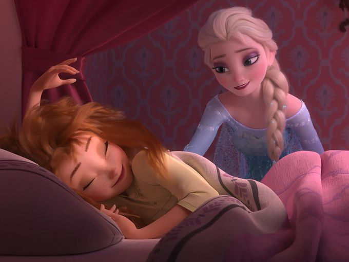 Here's Your First Look At Frozen Short Film 'Frozen Fever,' Because It's Been A While Hasn't It?