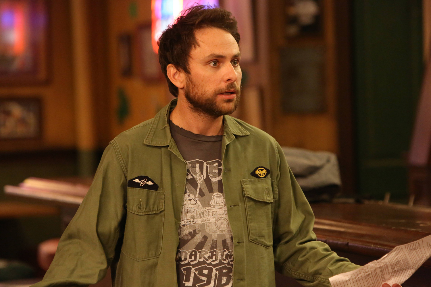 "It's Always Sunny in Philadelphia: ""Charlie Work"" Review"