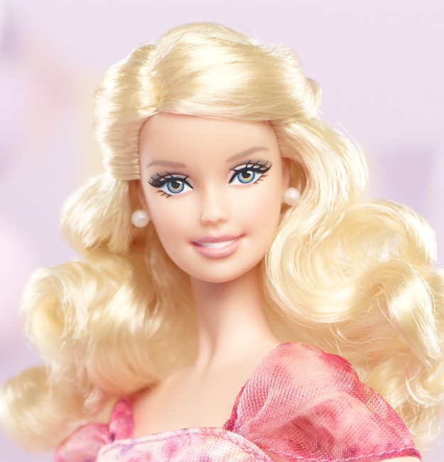 is going to be given lines  Barbie