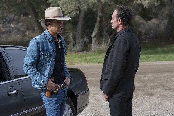"Justified: ""Dark as a Dungeon"" Review"