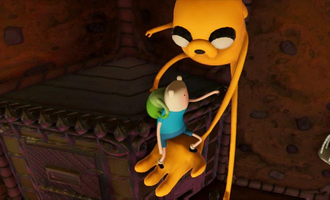 Go to Very Distant Lands in a New Adventure Time Game | Geek Binge
