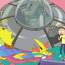 Watch This: Rick and Morty Crash The Simpsons In A Pretty Awesome Couch Gag